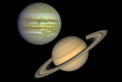 Saturn im Schütze-Zeichen